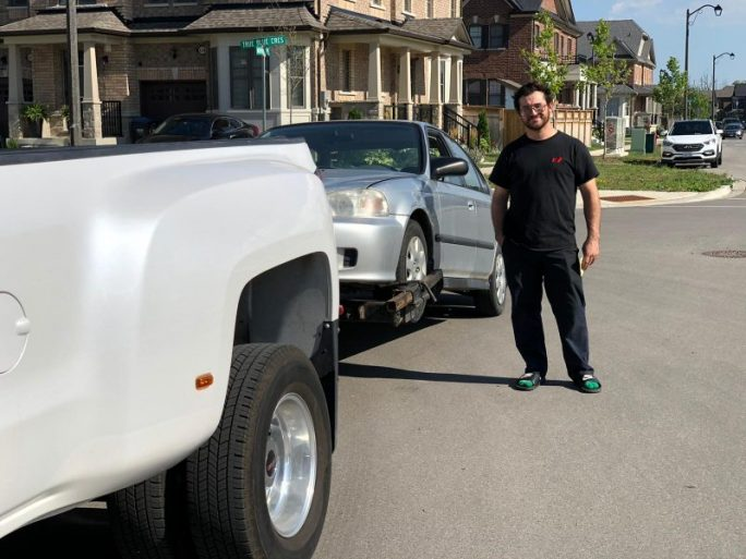 toronto old car removal