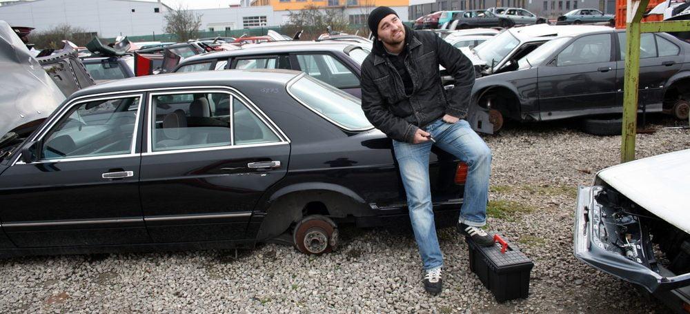 car recycler in Toronto